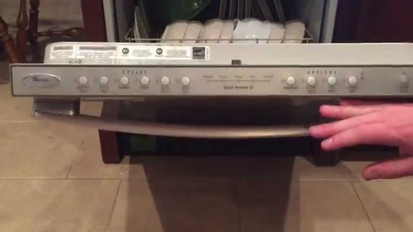 How To Replace The Control Board In A Whirlpool Gold Quiet Partner