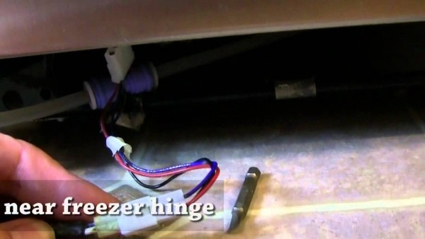 Fixing Ge Side By Side Refrigerator Water Dispenser