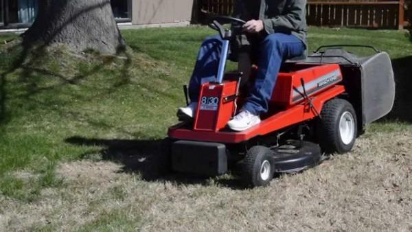 Ranch King Riding Lawn Mower
