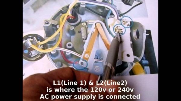 120v 240v Pool & Sprinkler Motors ~ Testing Wiring Operation