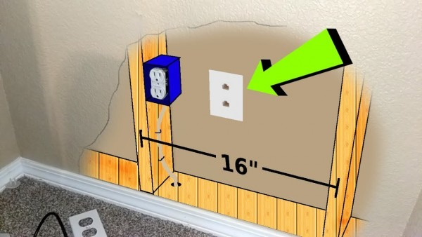 How To Add A Network Jack To A Wall