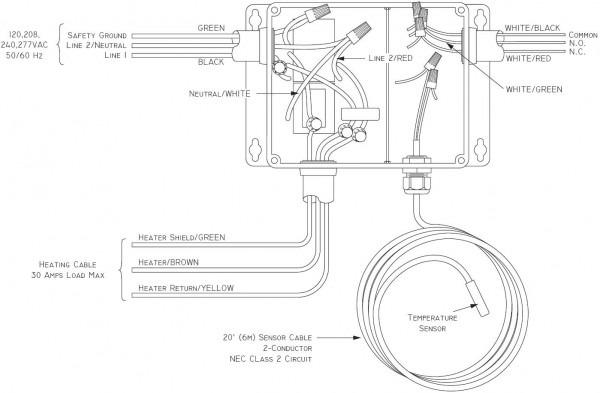Nuheat Wiring Diagram