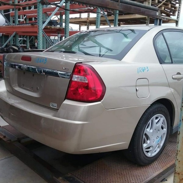 2008 Chevy Malibu For Parts!