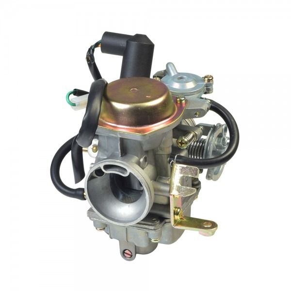 250cc Gy6 Scooter Carburetor For Honda Helix & Fusion Cn250 Clones