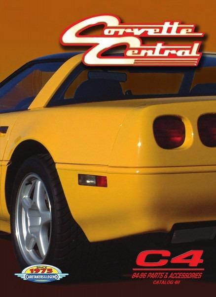 Corvette Central C4 (84