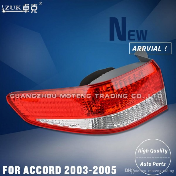 2019 Zuk Brand New Left Right Outer Tail Light Tail Lamp Rear