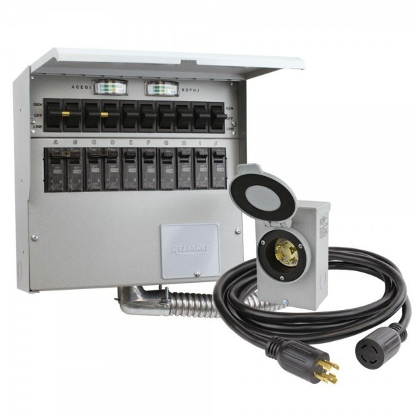 Honda Transfer Switch