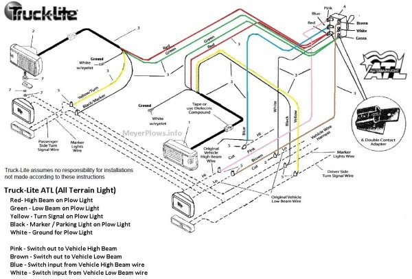 🏆 diagram in pictures database e47 meyer snow plow wiring