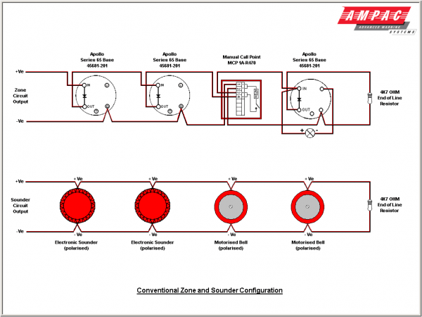 Wiring Diagram For Smoke Detectors In Series