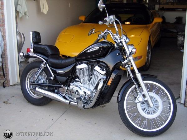 1997 Suzuki Intruder 800