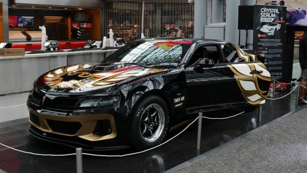 Trans Am Super Duty Converted For Drag