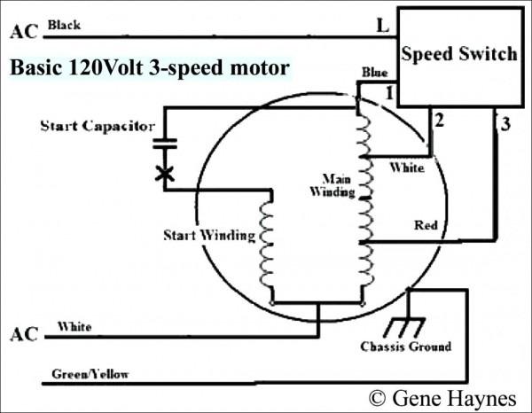 Condenser Phase Wiring 3