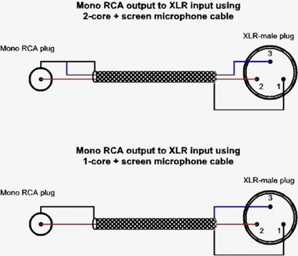Xlr Plug Diagram - wiring diagram on the net Balanced Input Wiring Diagram on