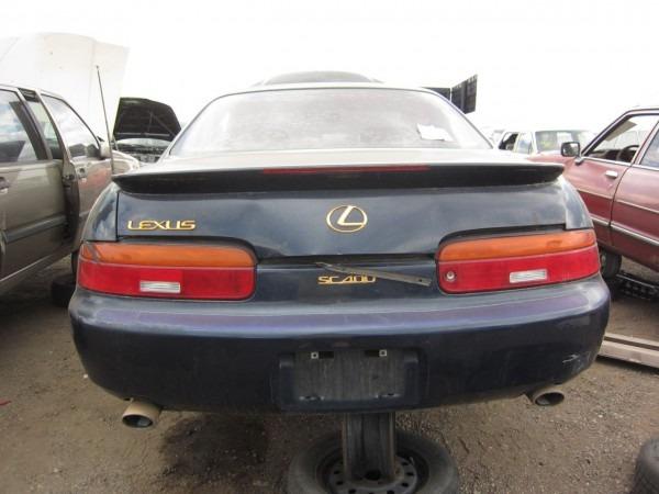 Junkyard Find  1994 Lexus Sc400