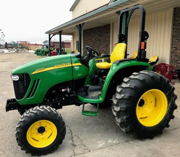 John Deere 4520 Tractor