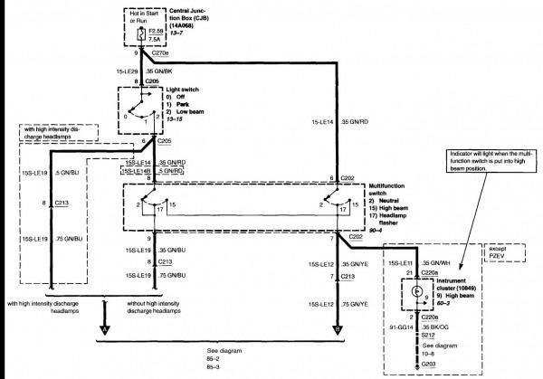 2004 ford focus wiring diagram