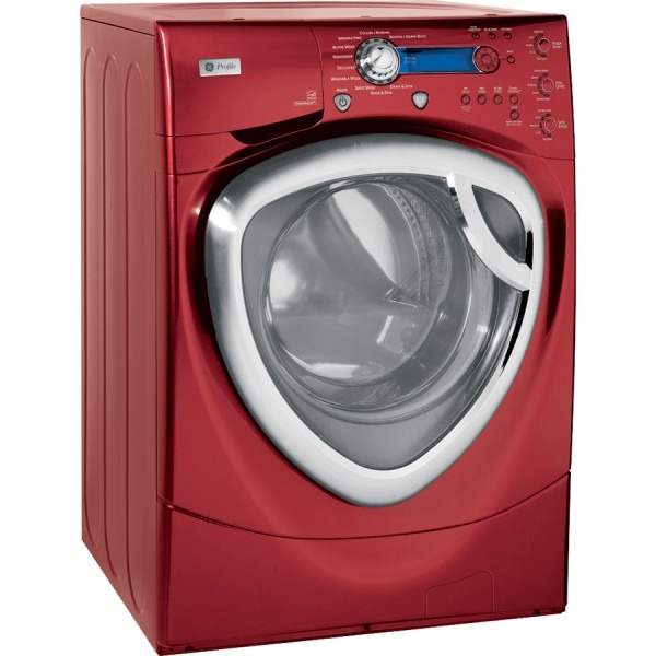 Ge Profile 7 5 Cu  Ft  Colossal Capacity Electric Dryer (color