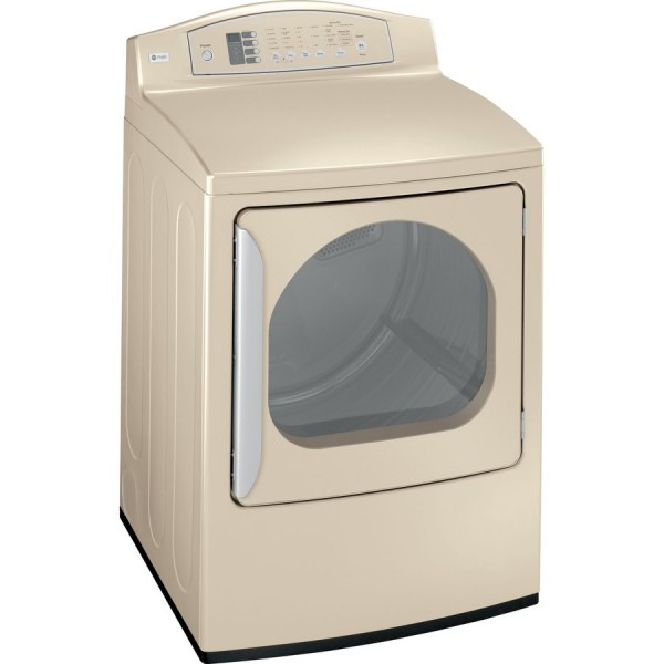 Ge Profile 7 1 Cu Ft Electric Dryer (champagne) At Lowes Com