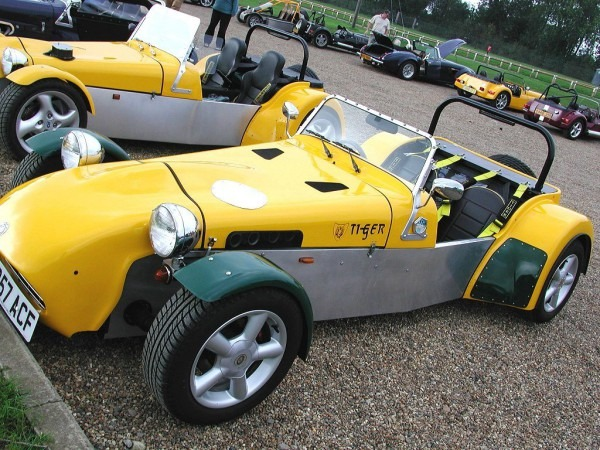 Gallery Of Pictures Tiger Sportscars