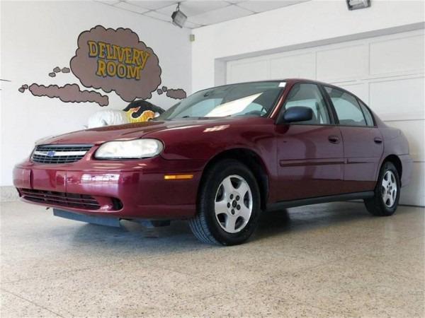 2004 Chevrolet Malibu Classic For Sale