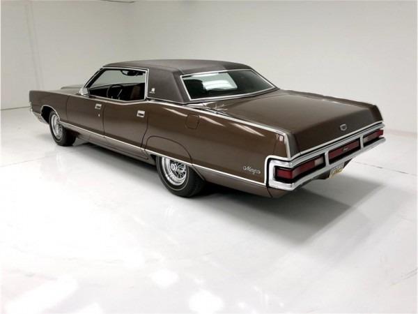 1971 Mercury Grand Marquis For Sale