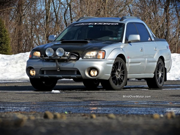 The Subaru Baja From Hell, Reviewed!