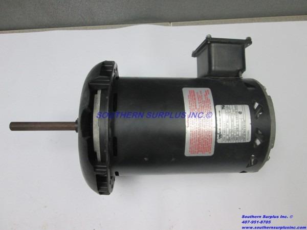 Ao Smith F48su6v7 Condenser Fan Motor 8hp 1075 Rpm Single