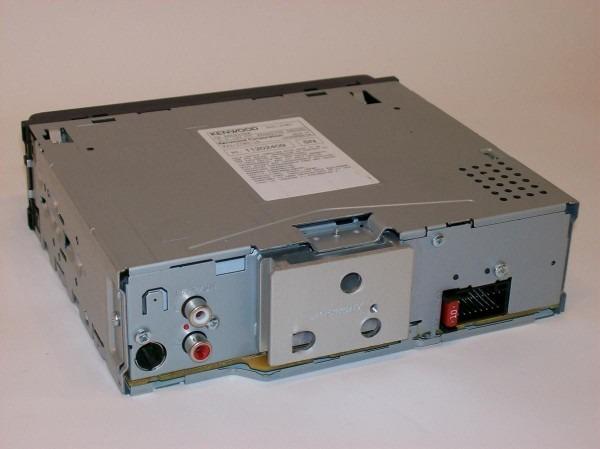 Kenwood Kdc 248u Car Radio Cd Player Am Fm Usb W Wiring Harness