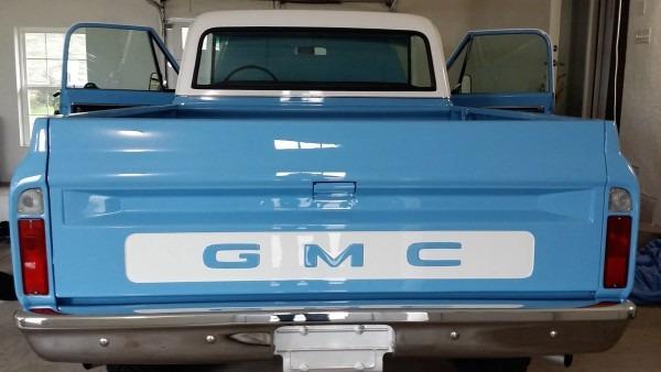 1967 Gmc C K 1500 Series