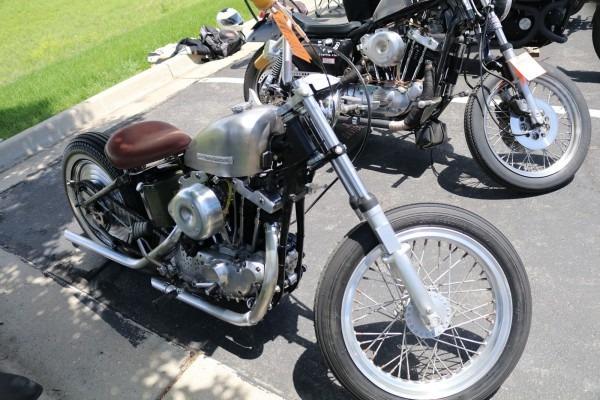Oldmotodude  1974 Harley