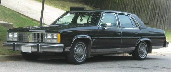Oldsmobile 98
