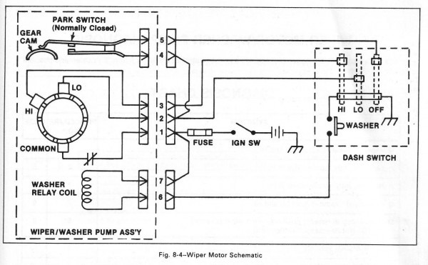Ford Motor Wiring