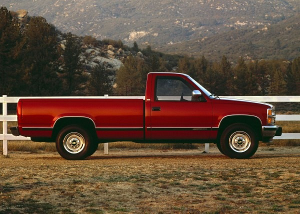 1991 Chevrolet Silverado Trucks Photo Gallery