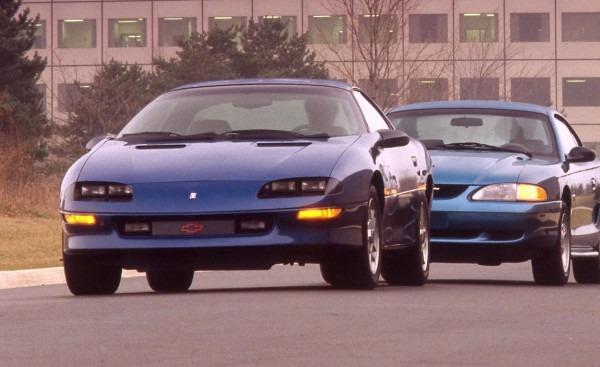 1994 Ford Mustang V