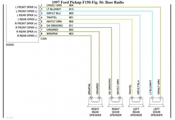 Ford F150 Radio Wiring
