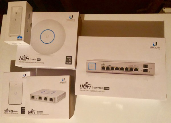 Ubiquiti Unifi Setup At Home — Impressions From A Non