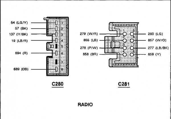 99 Ford Mustang Wiring Wiring Diagram Libraries