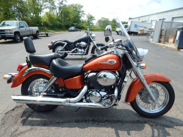 Page 125900, 2003 Honda Shadow Ace 750 Deluxe, New And Used Honda