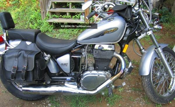 2004 Suzuki Savage Ls650 Boulevard S40