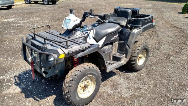 Page 93421  Used 2006 Polaris Sportsman X2 500 Efi Black
