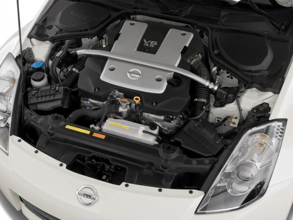 2008 Nissan 350z Roadster