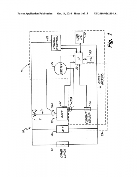 Automotive Vehicle Electrical System Diagnostic Device