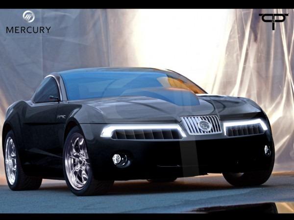 2012 Mercury Cougar Concept  Wishful Thinking!