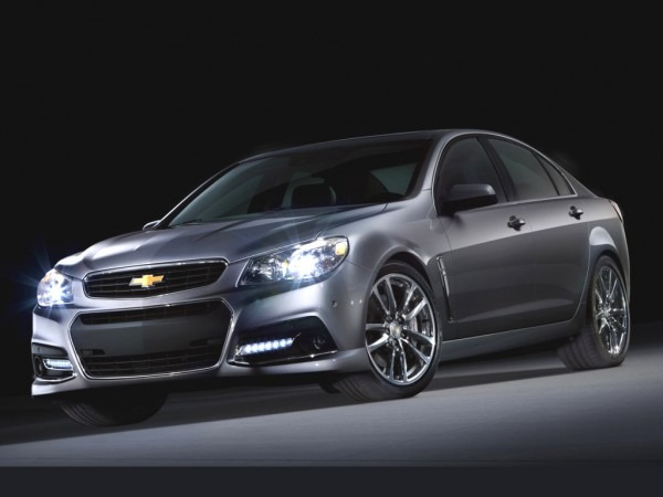 2014 Chevrolet Ss Debuts, Updated Version Of Lumina Ss