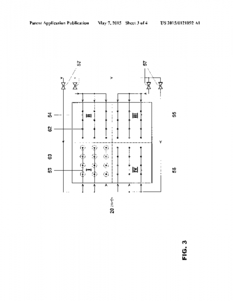 Gas Turbine Power Plant With Flue Gas Recirculation And Catalytic
