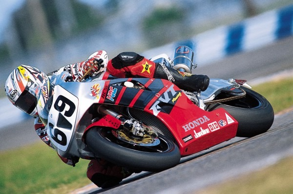 Ama & American Honda Pay Tribute To Nicky Hayden With Custom