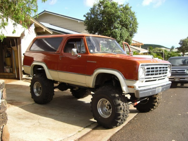 ♧ 1976 Dodge Ramcharger ♧