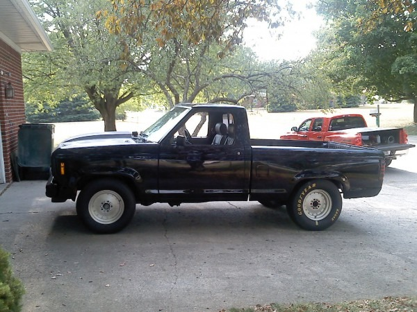 1985 Black Ford Ranger Xl Pictures, Mods, Upgrades, Wallpaper