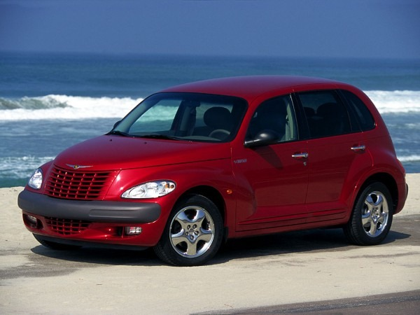 Chrysler Pt Cruiser Workshop & Owners Manual