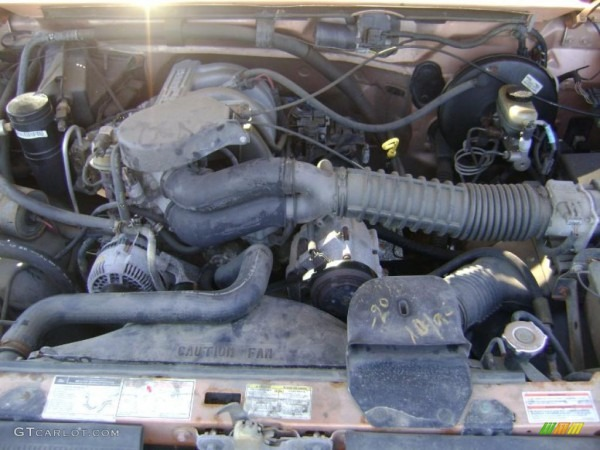 1994 Ford F150 Xl Extended Cab 5 0 Liter Ohv 16